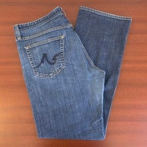 AG The Protege Straight Leg Jeans 38X34